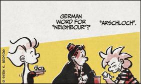 German Neighbor