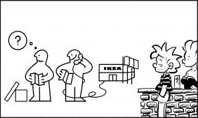 Der IKEA-Aufbauservice